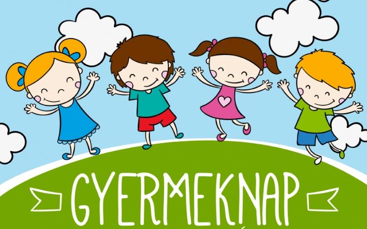 Gyereknap - Children's Day in Hungary