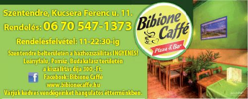 bibione Caffé Szentendre